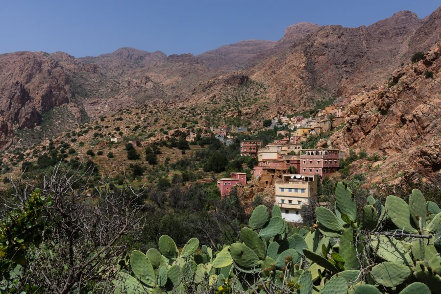Tagdicht, Maroc