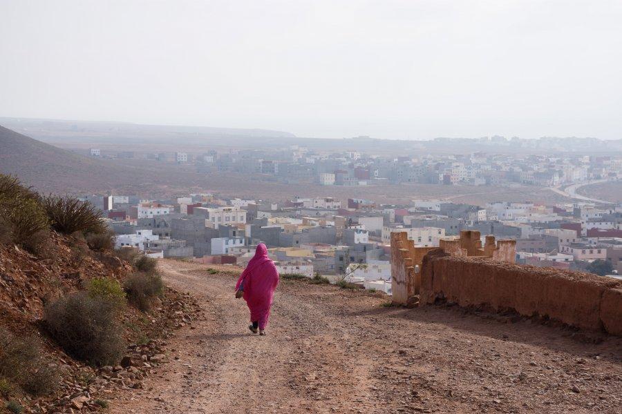 Mirleft, Maroc