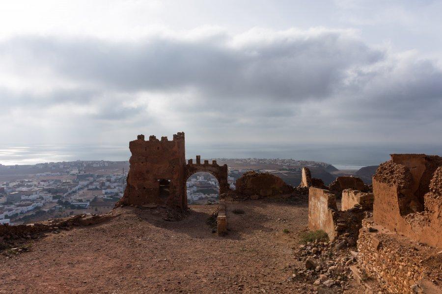 Fort de Tidli, Mirleft, Maroc