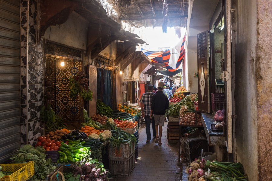Médina de Fès, Maroc