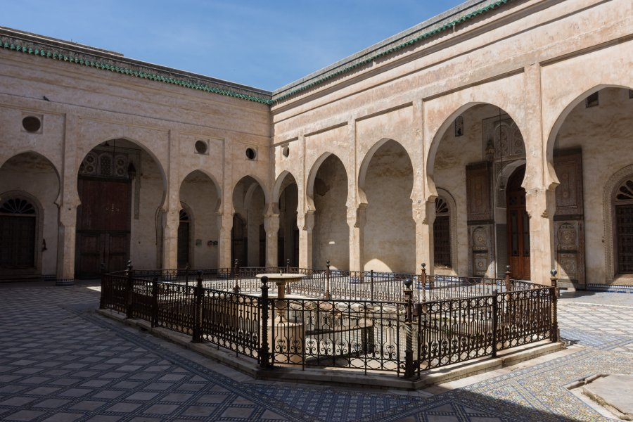 Palais El Glaoui, Fès, Maroc