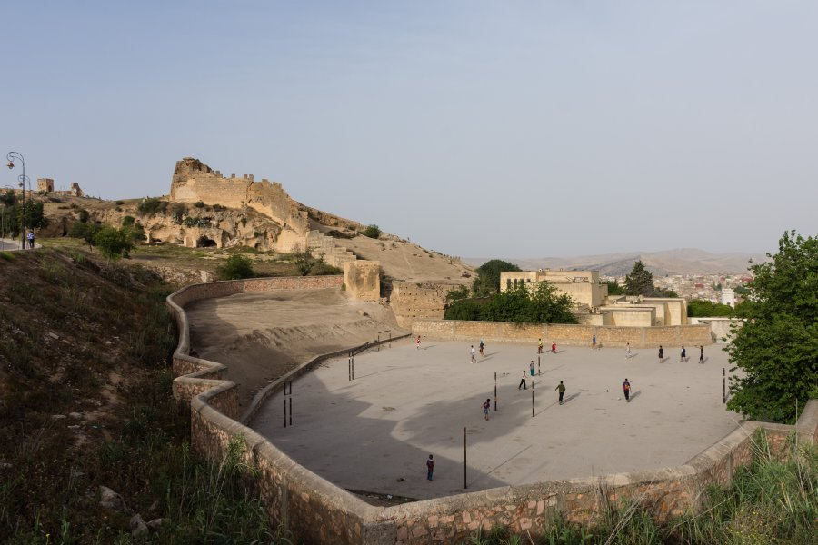 Hauteurs de Fès, Maroc