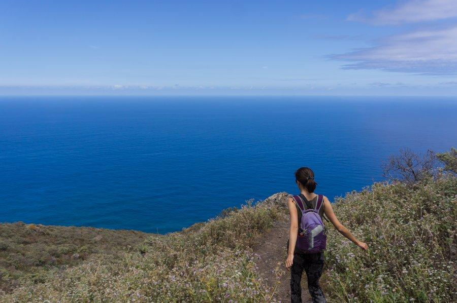 Randonnée dans l'Anaga, Tenerife