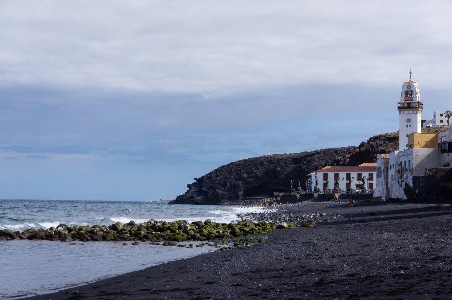 Plage de La Candelaria, Tenerife