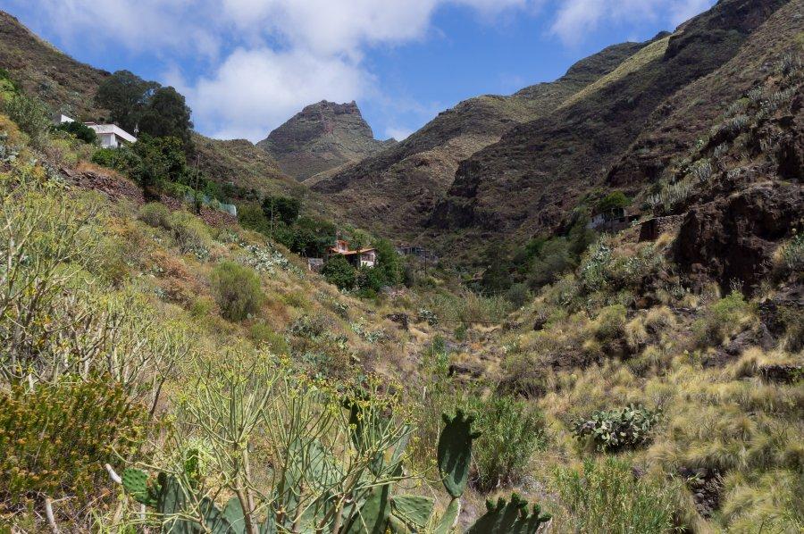 Randonnée de Santa Cruz à Cruz del Carmen
