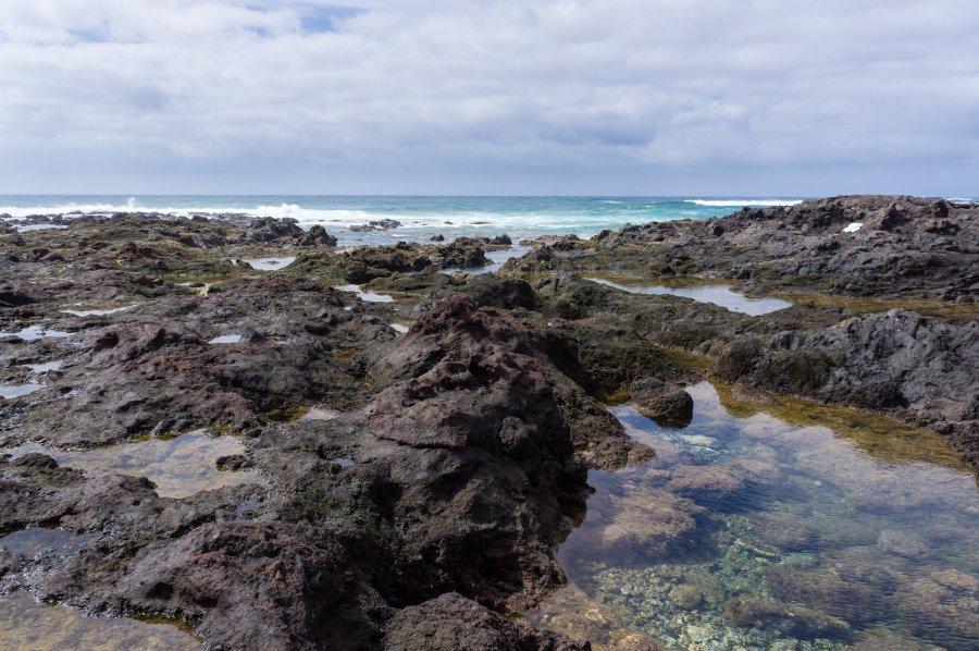 Piscines naturelles de Punta del Hidalgo