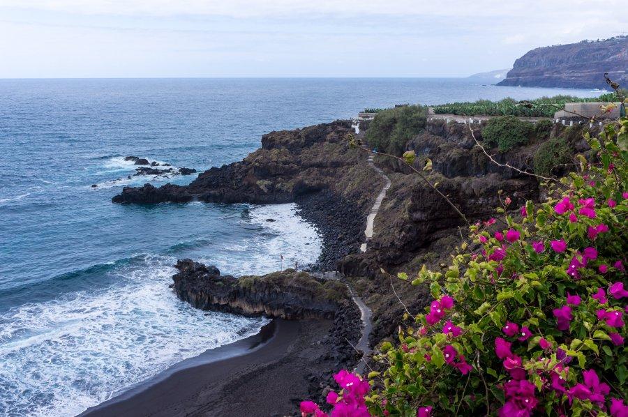 Plage El Bollullo, Tenerife
