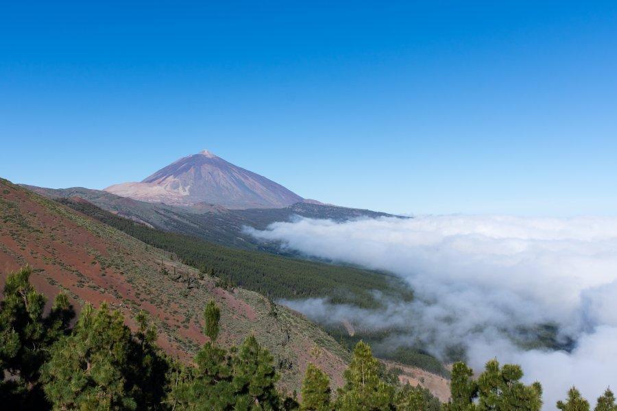Volcan de Teide, Tenerife