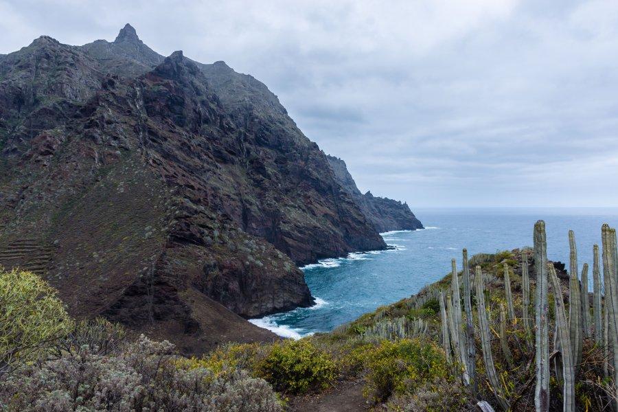 Randonnée d'Afur à Taganana, Tenerife