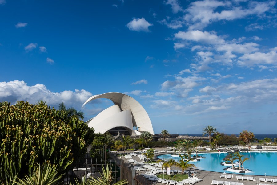 Parc maritime César Manrique, Santa Cruz, Tenerife