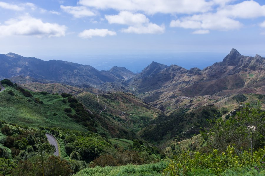 Massif d'Anaga, Tenerife