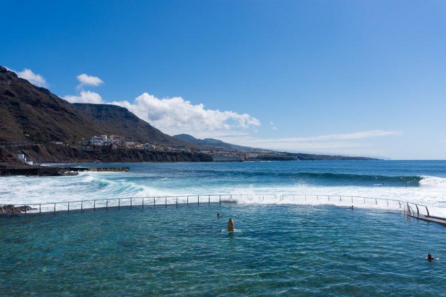 Piscine de Punta del Hidalgo, Tenerife