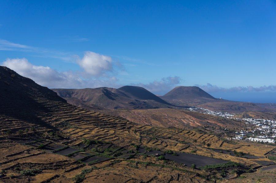 Paysage de Lanzarote