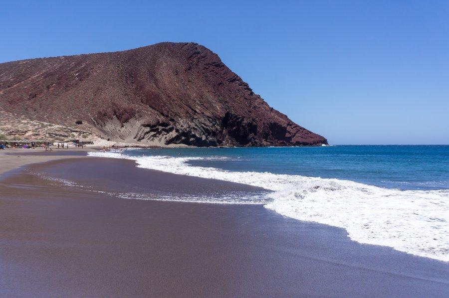 Plage de la Tejita, Tenerife, Canaries