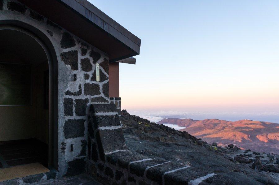 Refuge de l'Alta Vista, Teide, Tenerife