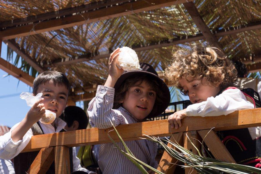 Romeria à Tenerife, Canaries