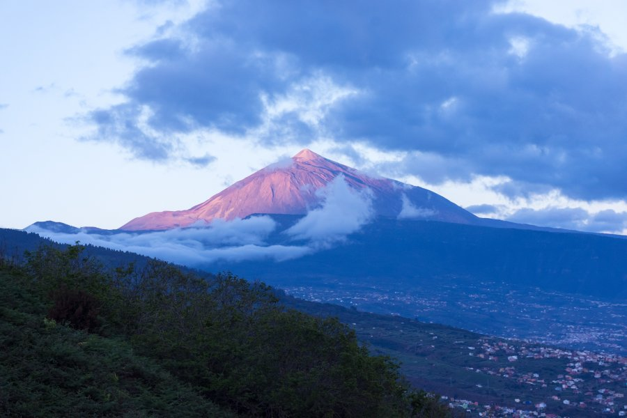 Le volcan Teide, Tenerife, Canaries