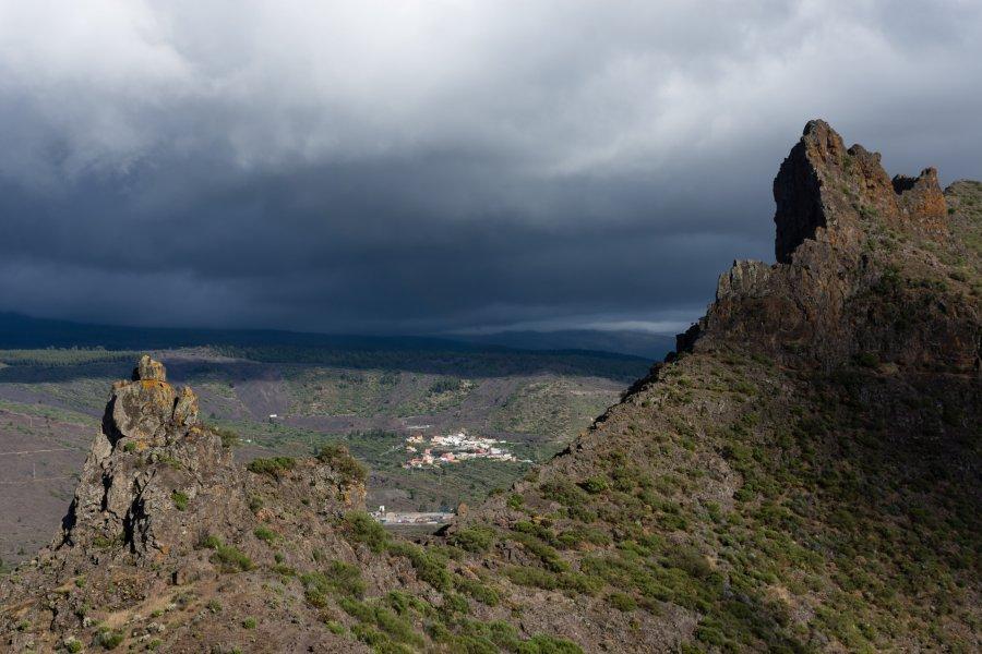 Santiago del Teide, Tenerife, Canaries
