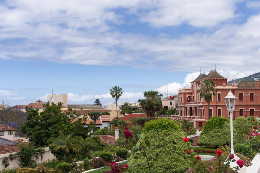 La Orotava, Tenerife, Canaries