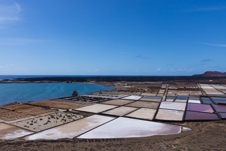 Salines de Janubio, Lanzarote