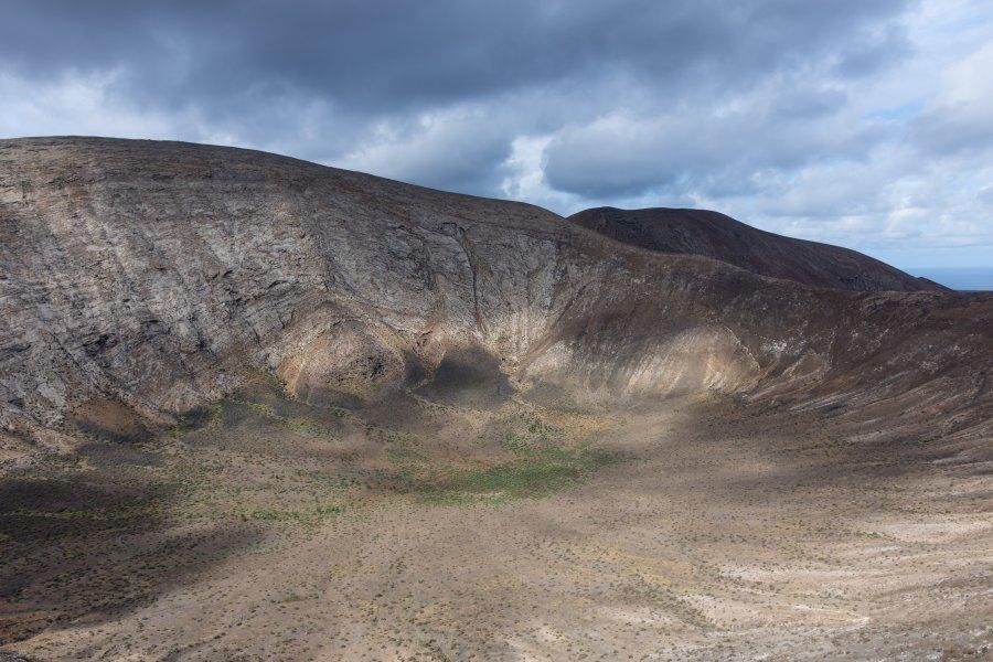 Montaña Blanca à Lanzarote