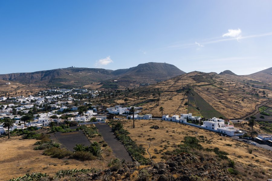 Vallée d'Haria, Lanzarote