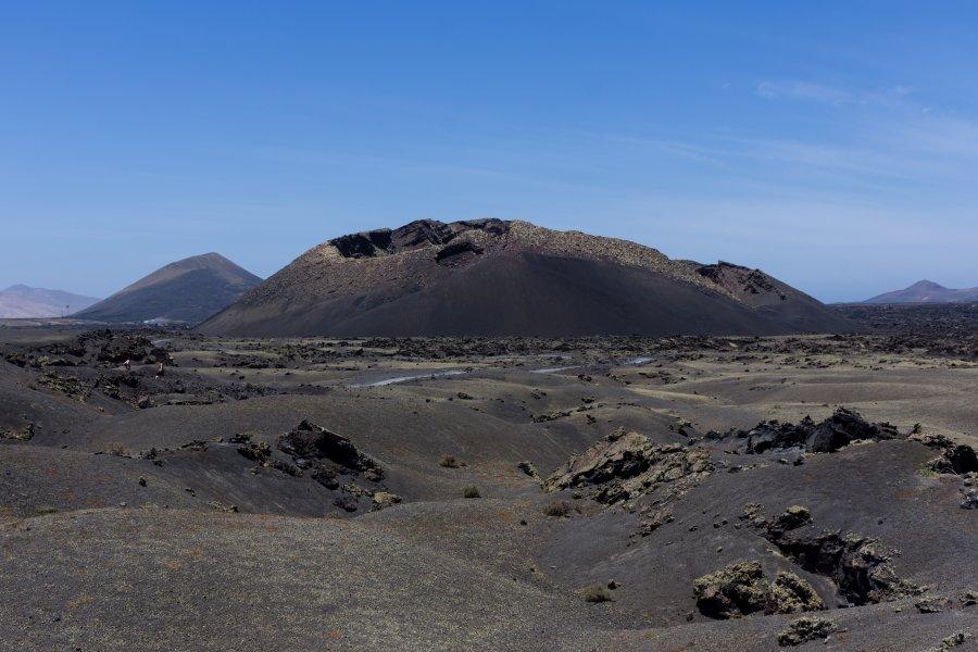 Volcan Los Cuervos, Lanzarote