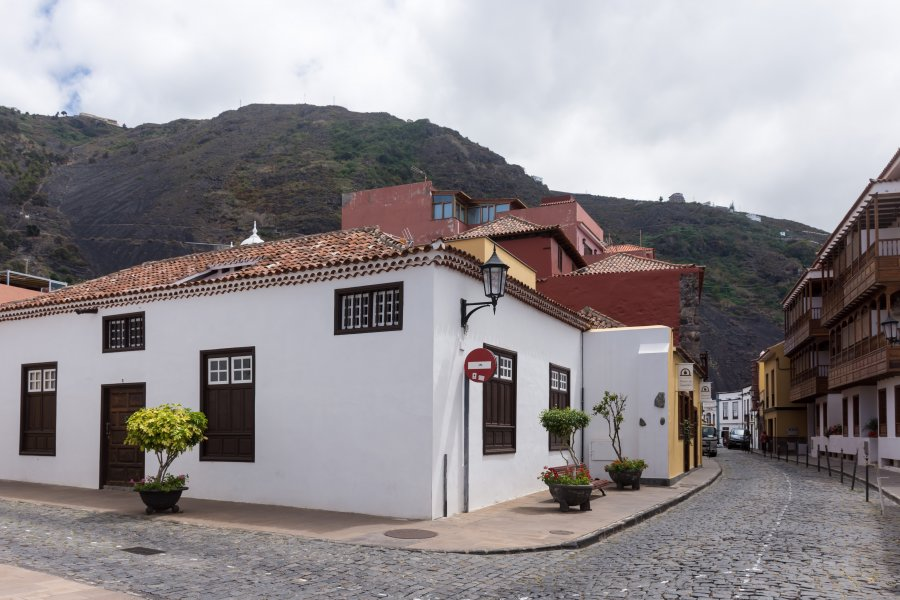 Village de Garachico, Tenerife