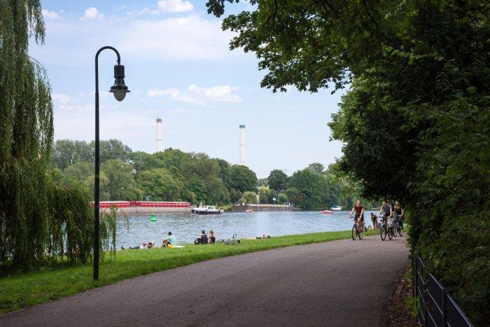 Treptowerpark, Berlin