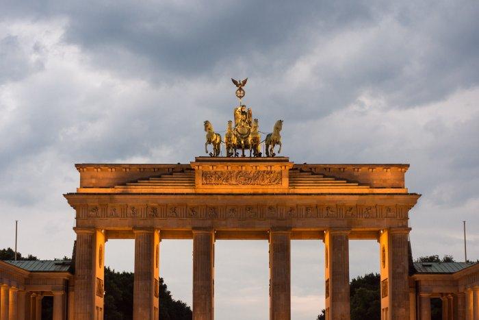 Porte de Brandenbourg, Berlin