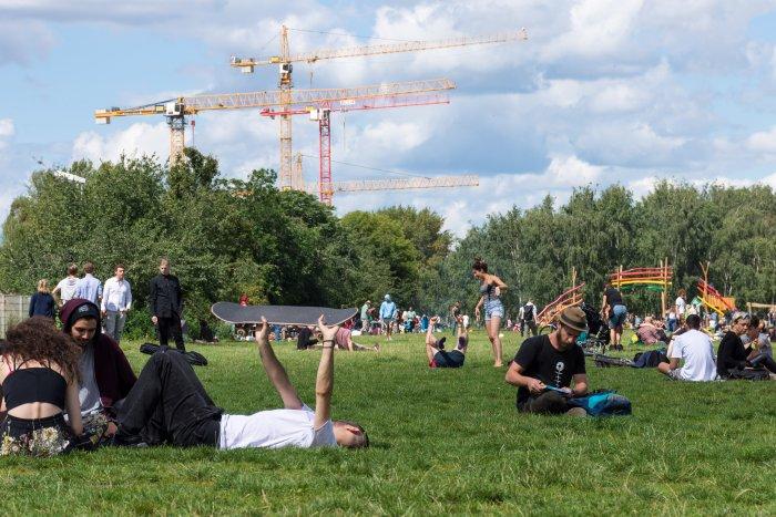 Mauerpark, Berlin