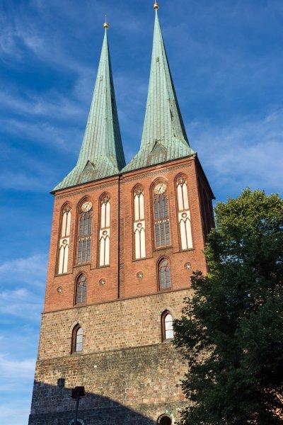 Église de Nikolaiviertel, Berlin
