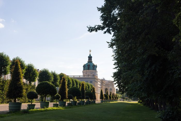Château de Charlottenburg, Berlin