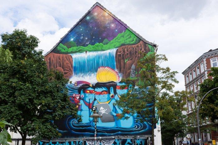 Karolinenviertel, Hambourg