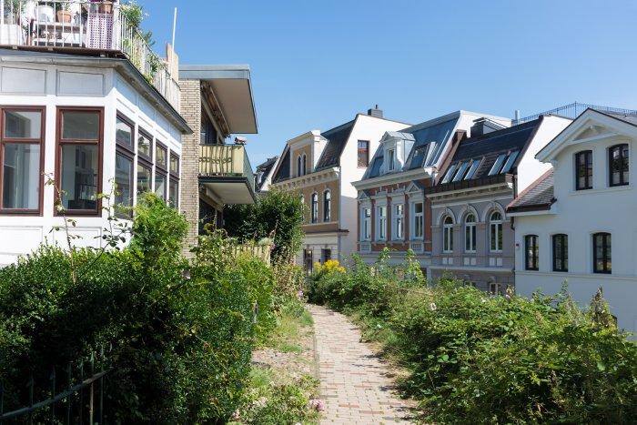 Treppenviertel, Blankenese, Hambourg