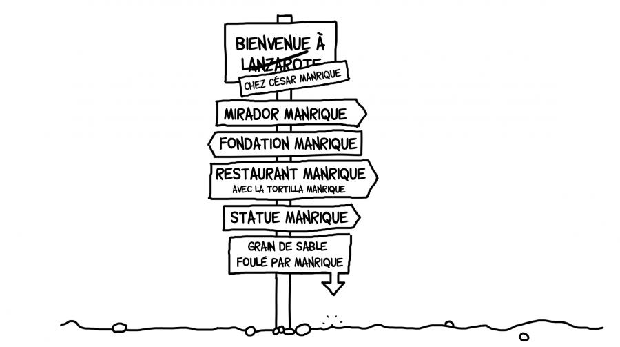 Lanzarote, l'île de César Manrique
