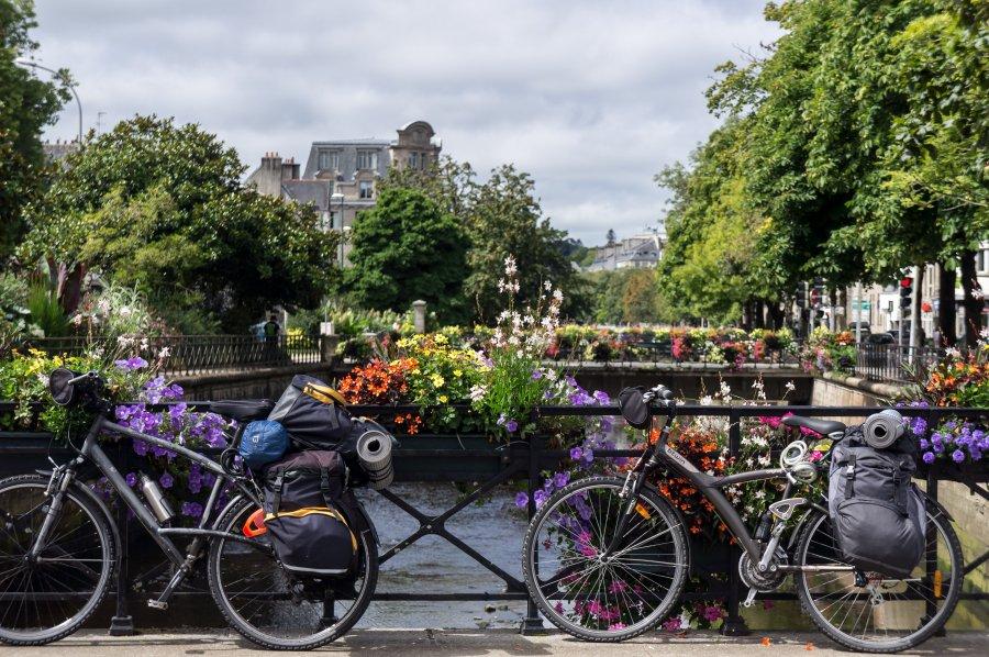 Vélos à Quimper