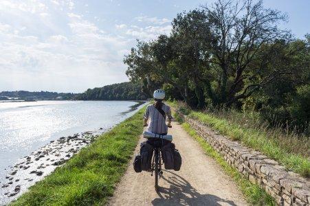 Vélo en Bretagne