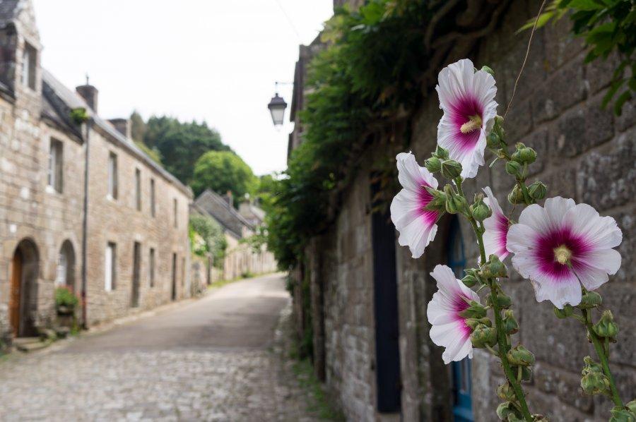 Village de Locronan, Finistère, Bretagne