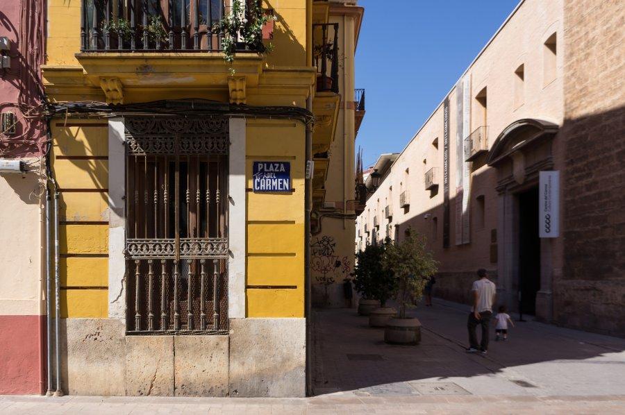 Barrio Carmen, Valencia, Espagne