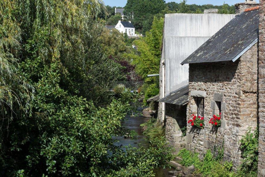 Pont-Aven, Finistère, Bretagne