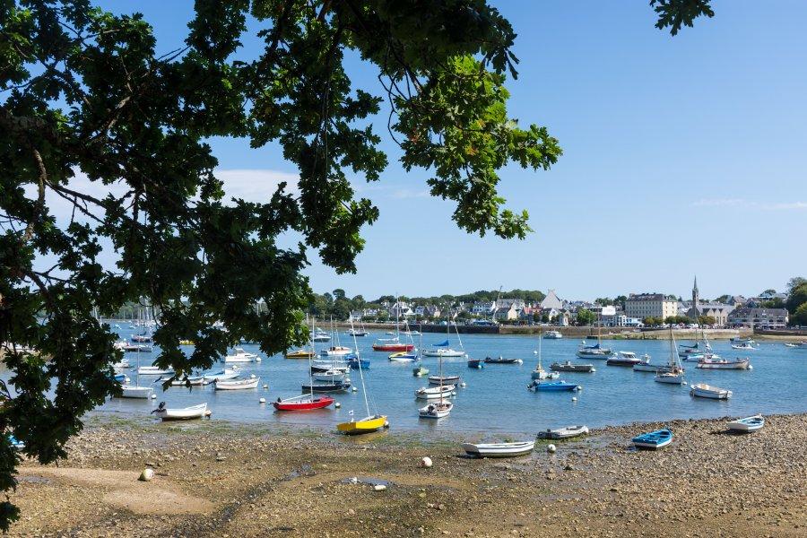 Sainte-Marine, Finistère, Bretagne