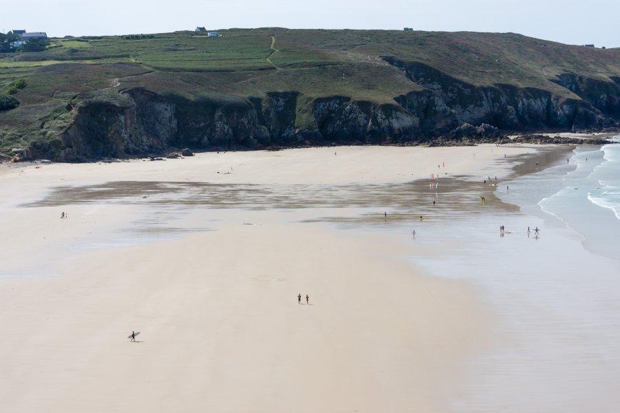Baie des trépassés, Pointe du Raz, Bretagne