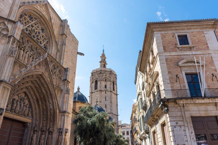 Cathédrale de Valence, Espagne