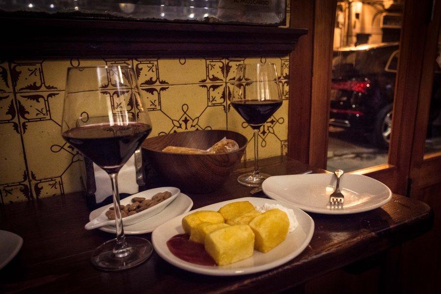 Vin et tapas en Espagne