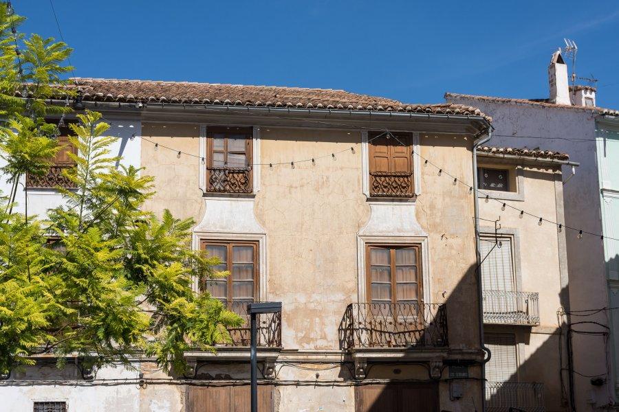 Village de Chelva, Espagne