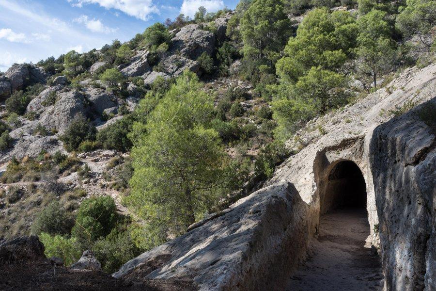 Randonnée de Calles à Chelva, Espagne