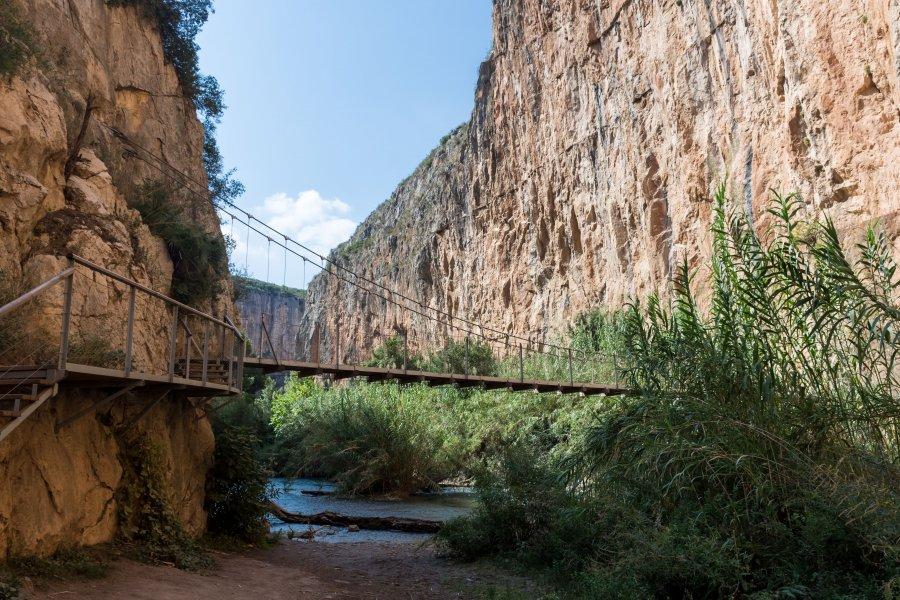 Parc naturel Los Calderones, Espagne