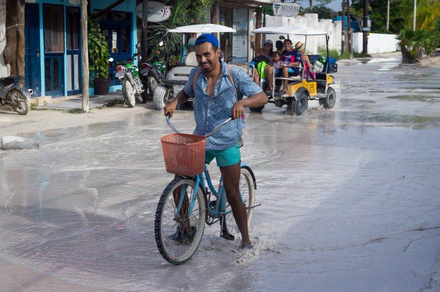 Holbox, Yucatán, Mexique