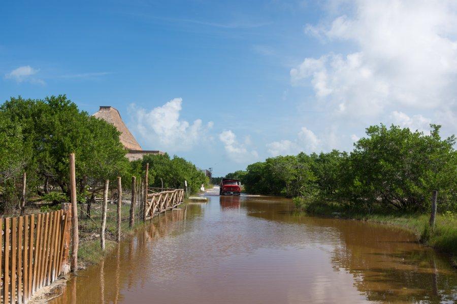 Chemin crado pour Punta Coco